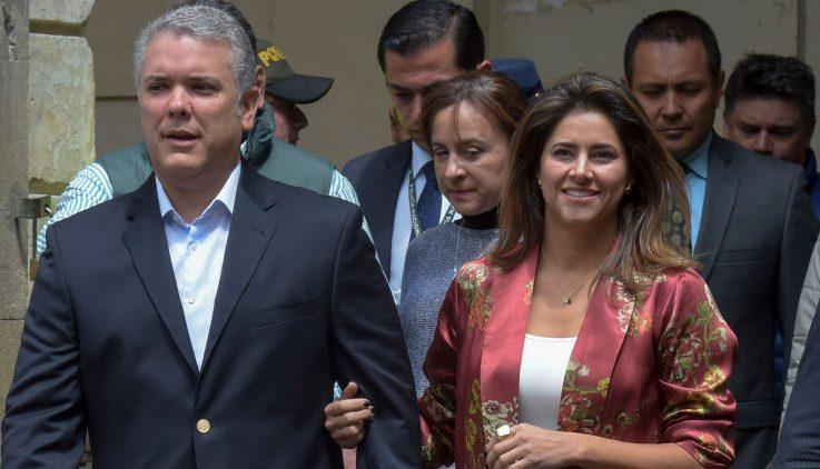 Polémica en Colombia por uso de avión oficial para cumpleaños de una hija  del presidente Duque   CNN
