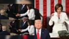 Trump y Pelosi: histórica descortesía en el estado de la Unión 2020