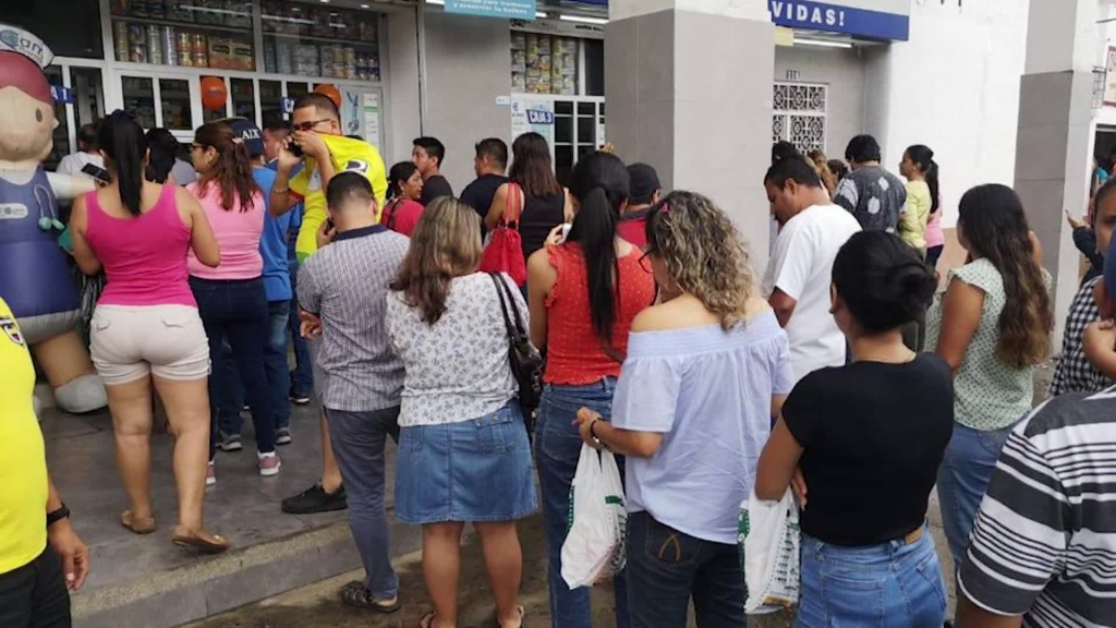 Preocupación en Ecuador por primer caso de coronavirus