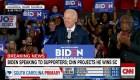 Así fue el discurso de Joe Biden tras su victoria en Carolina del Sur