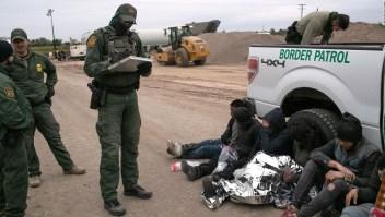 Más detenidos en la frontera entre México y EE.UU.
