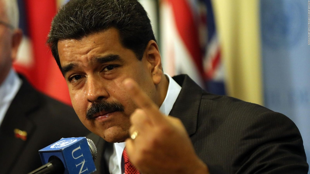 Maduro declara cuarentena total por coronavirus