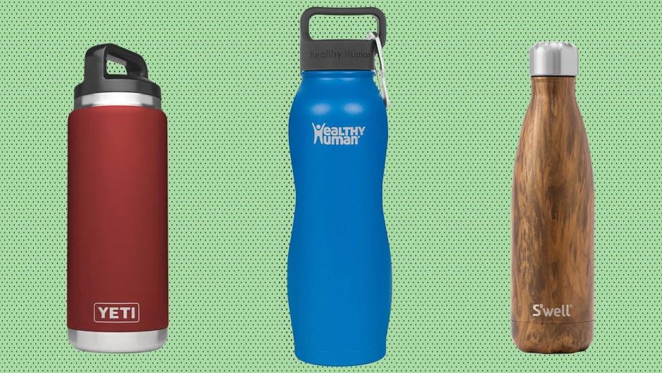 Mejores botellas de agua