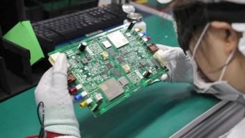 China: cae la producción manufacturera por coronavirus
