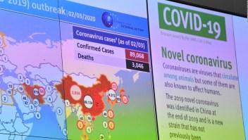 """Coronavirus ya es de """"alto riesgo"""" en Europa"""