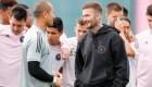 El anhelo de David Beckham como directivo en EE.UU.