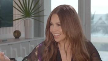 ¿Vuelve Thalía a la televisión? La cantante lo responde