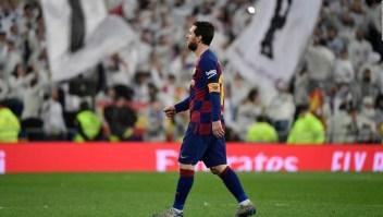 ¿Messi es culpable de la derrota del Barcelona en el clásico?
