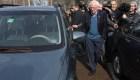 Bernie Sanders tiene una pequeña ventaja en Massachusetts
