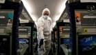 Limpieza exhaustiva en los aviones por el coronavirus