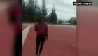 Aydee Loayza y su victoria en el Maratón de Miami