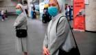 Dan de alta al mexicano hospitalizado por coronavirus