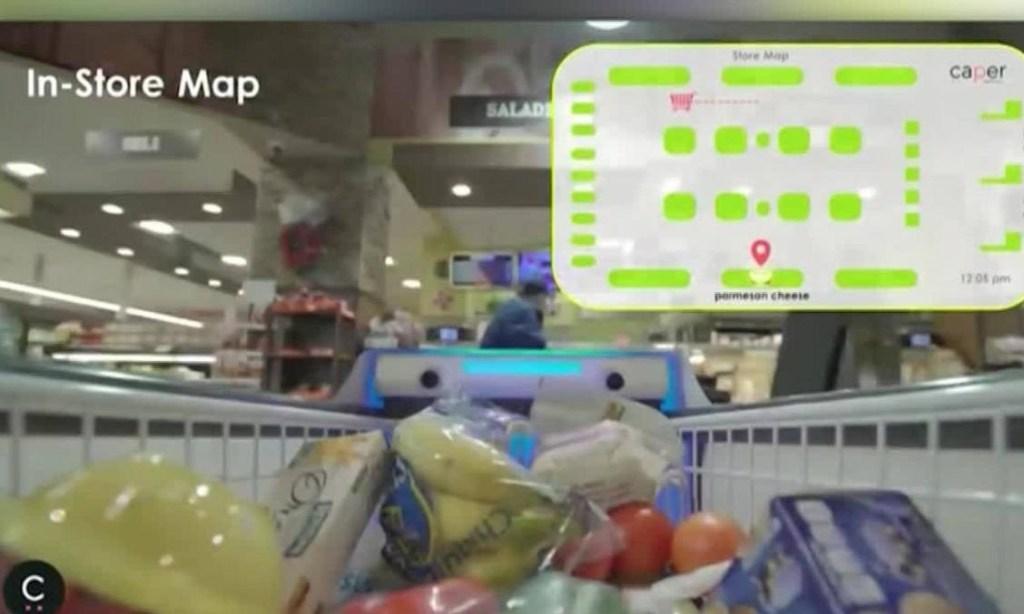 Un carrito de compras inteligente que evitaría las filas