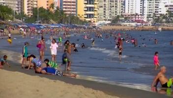 Turistas y coronavirus: elevan precaución en Acapulco