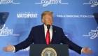 Trump defiende su respuesta al coronavirus