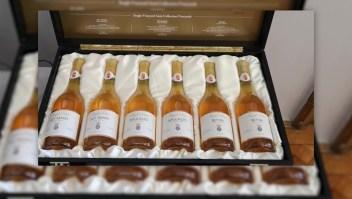 El vino más caro del mundo es húngaro y cuesta $39.000
