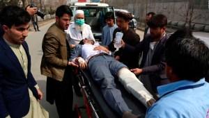 Video muestra el ataque terrorista contra una multitud en Kabul