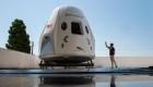 SpaceX llevará turistas a la Estación Espacial Internacional