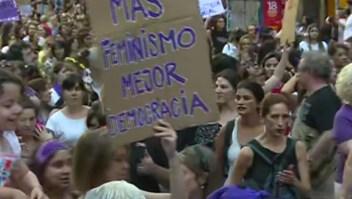 Uruguay conmemora el Día Internacional de la Mujer