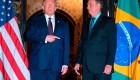 5 cosas para hoy: Acuerdos militares entre Brasil y EE.UU. y más