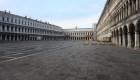Italia, calles fantasmas por el coronavirus