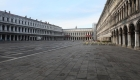 Una Italia desolada por el brote de coronavirus