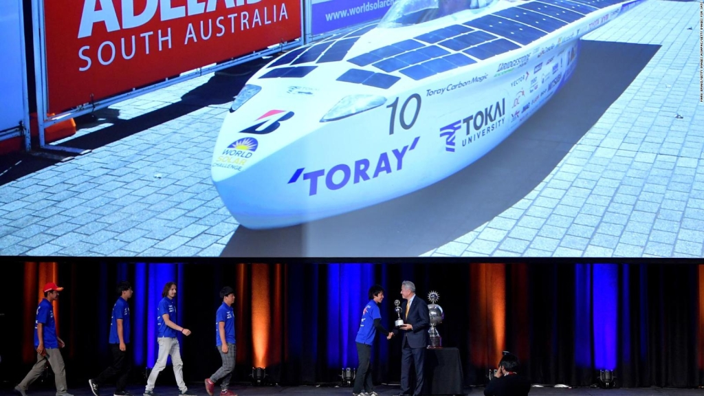 World Solar Challenge, una carrera de autos sostenible