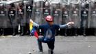 Marchas opositoras y oficialistas en Venezuela