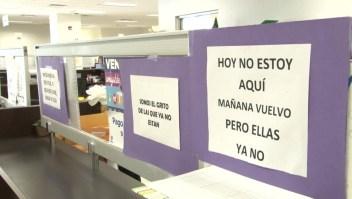 Así se ve Ciudad Juárez sin mujeres