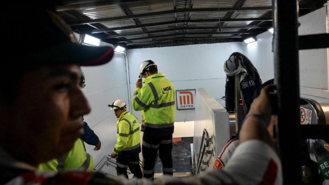 Investigarán choque de trenes en México