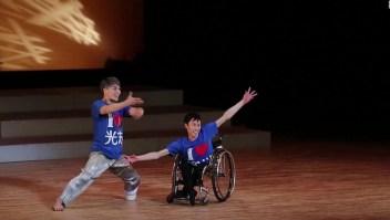 Kenta Kambara atleta de los juegos paralímpicos