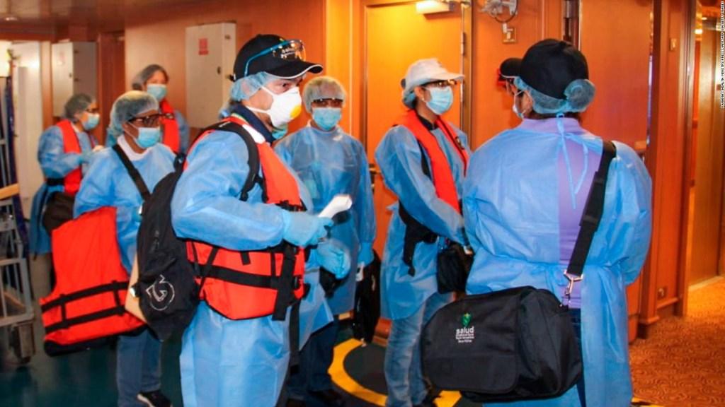 Primer deceso por coronavirus en Panamá
