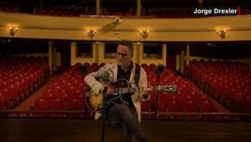 Jorge Drexler ofrece una solución musical en tiempos de coronavirus