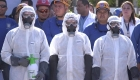 En San Salvador suspenden eventos públicos por temor al coronavirus