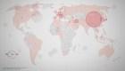 Coronavirus en la fase máxima de alerta, según la OMS