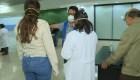 Así revisan a los pasajeros en el aeropuerto de Guatemala