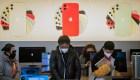 Reabren las tiendas de Apple en China