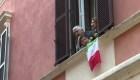 Medidas extremas en Italia para contrarrestar la pandemia