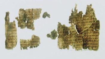 Exposición del Museo de la Biblia resulta falsa