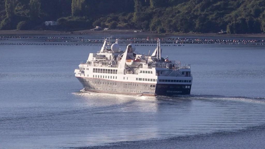 Pasajera de crucero varado en Chile relata su experiencia ante amenaza del coronavirus