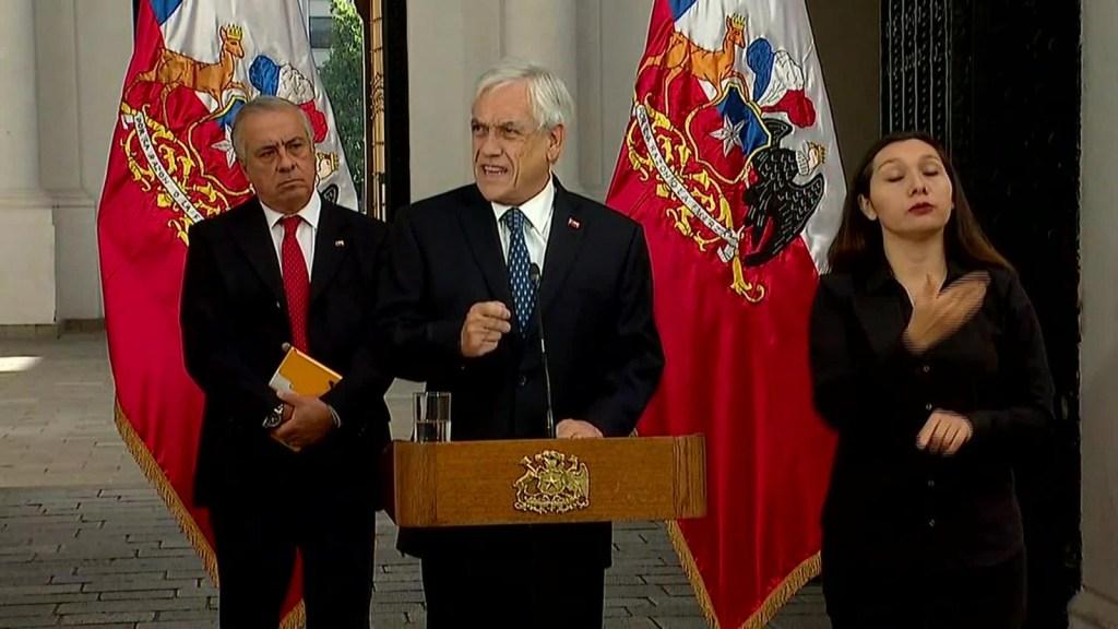 Chile perseguirá a quien incumpla cuarentena por coronavirus