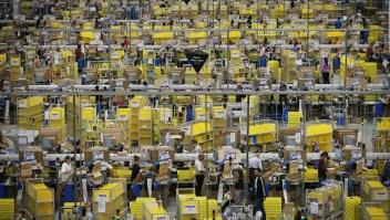 Amazon contratará miles de personas
