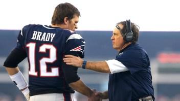 Brady y Belichick: el fin de una asociación triunfadora