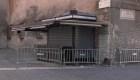 Italianos se quedan en sus casas ante el temor del covid-19