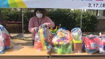 Por el coronavirus, biblioteca presta juguetes esterilizados