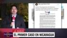 Confirman primer caso de coronavirus en Nicaragua