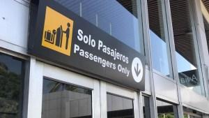 El Salvador cierra su aeropuerto por el coronavirus