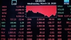 Mercados mundiales se recuperan tras drástica caída