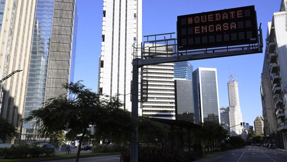 Argentina: La importancia de la cuarentena obligatoria