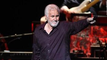 Muere el cantante Kenny Rogers